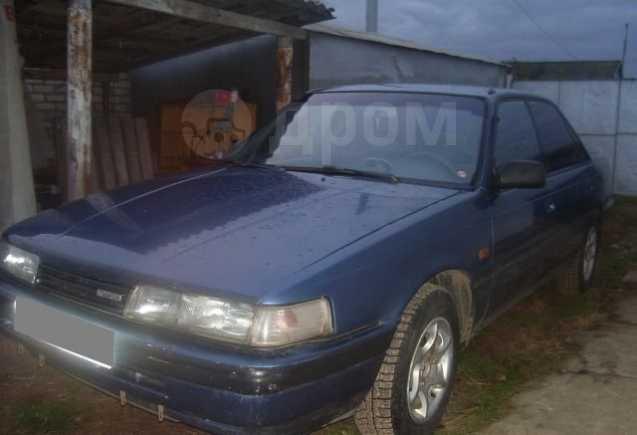 Mazda 626, 1991 год, 50 000 руб.
