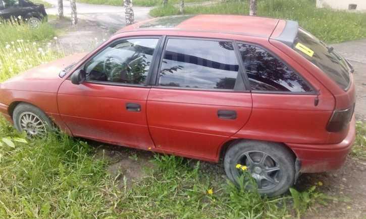 Opel Astra, 1996 год, 70 000 руб.