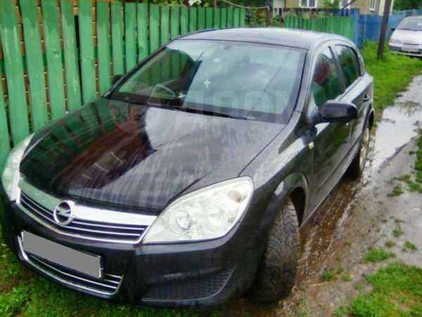 Opel Astra, 2008 год, 278 000 руб.
