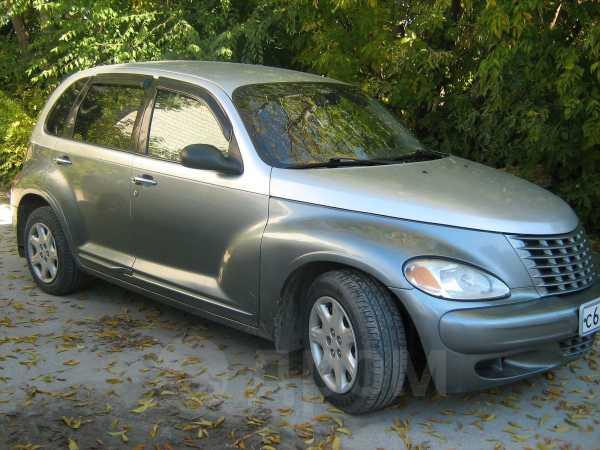 Chrysler PT Cruiser, 2001 год, 275 000 руб.