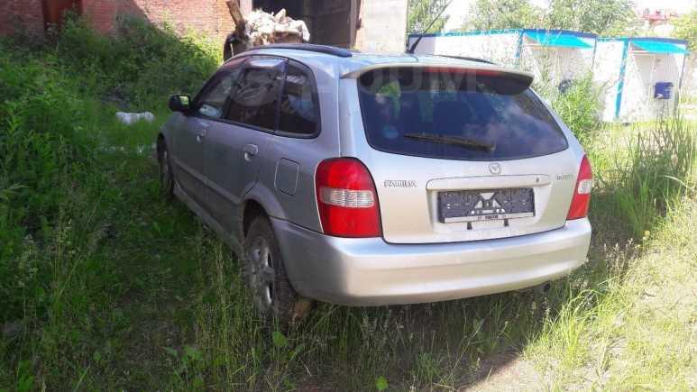 Mazda Familia S-Wagon, 1998 год, 50 000 руб.