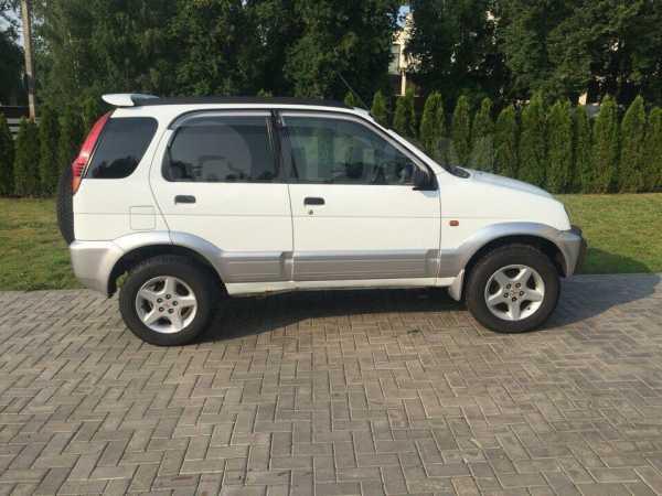 Daihatsu Terios, 1999 год, 170 000 руб.