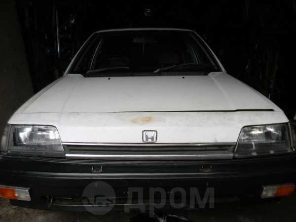 Honda Civic, 1985 год, 40 000 руб.