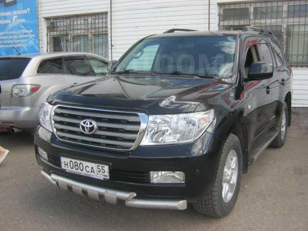Toyota Land Cruiser, 2008 год, 1 798 000 руб.