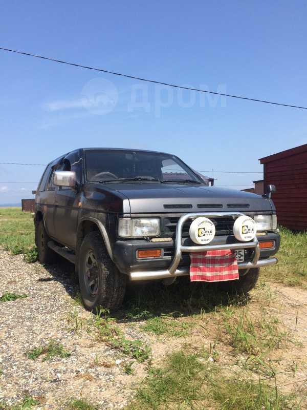 Nissan Terrano, 1993 год, 220 000 руб.