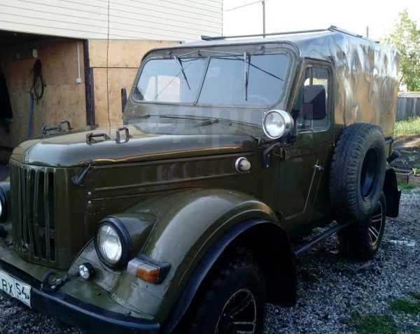 ГАЗ 69, 1955 год, 110 000 руб.