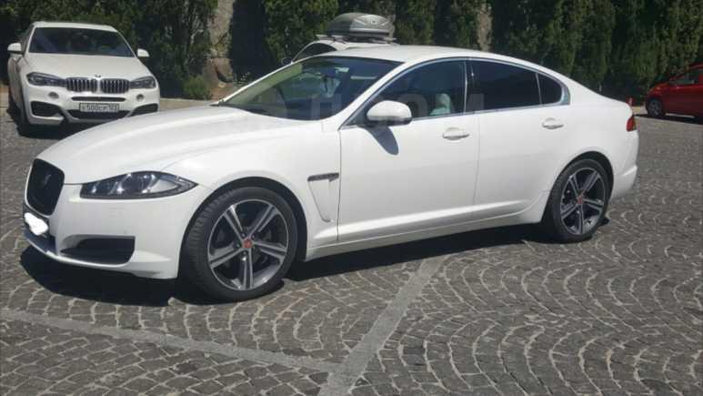 Jaguar XF, 2011 год, 1 250 000 руб.