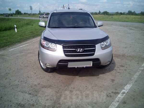 Hyundai Santa Fe, 2009 год, 720 000 руб.
