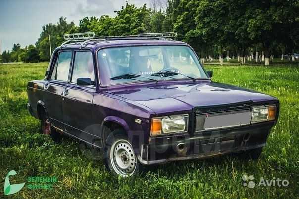 Лада 2107, 1997 год, 19 500 руб.