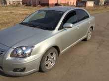 Усолье-Сибирское Avensis 2006