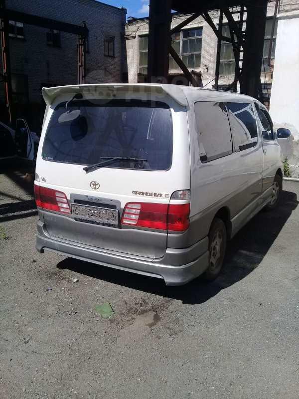 Toyota Grand Hiace, 2001 год, 150 000 руб.