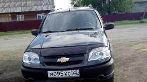 Красногорское Niva 2009