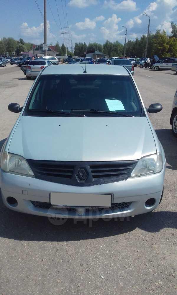 Renault Logan, 2006 год, 160 000 руб.