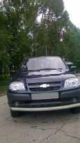 Chevrolet Niva, 2012 год, 420 000 руб.