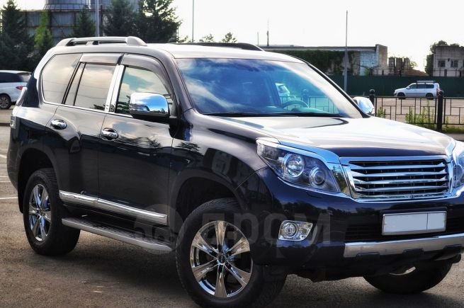 Toyota Land Cruiser Prado, 2010 год, 2 050 000 руб.