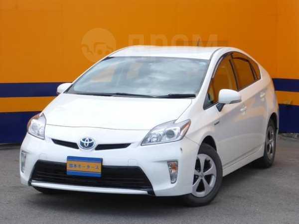 Toyota Prius, 2012 год, 270 000 руб.