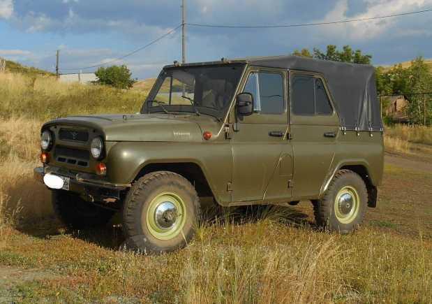 УАЗ 3151, 1998 год, 100 000 руб.