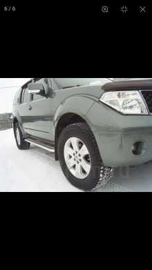 Томск Pathfinder 2007