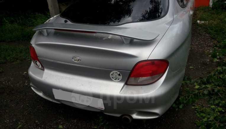 Hyundai Tiburon, 2000 год, 125 000 руб.