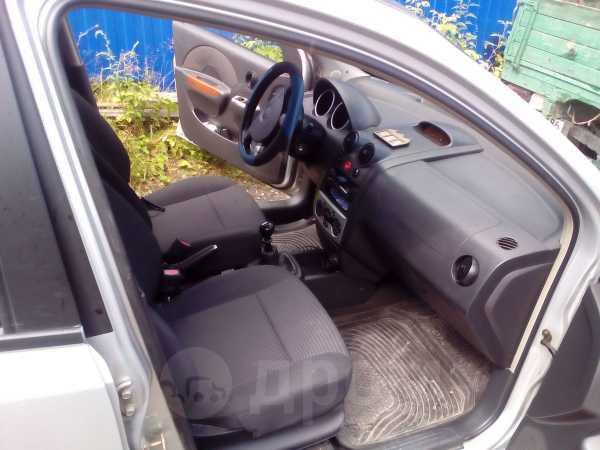 Chevrolet Aveo, 2005 год, 155 000 руб.