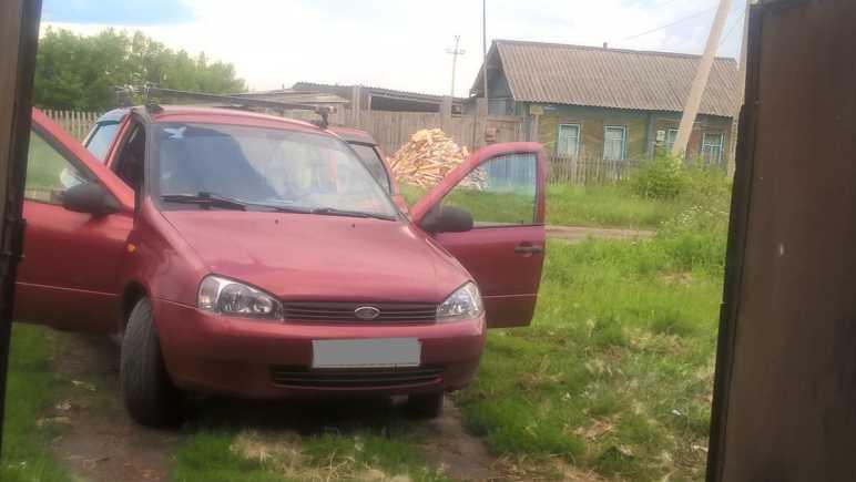 Лада Калина, 2007 год, 120 000 руб.