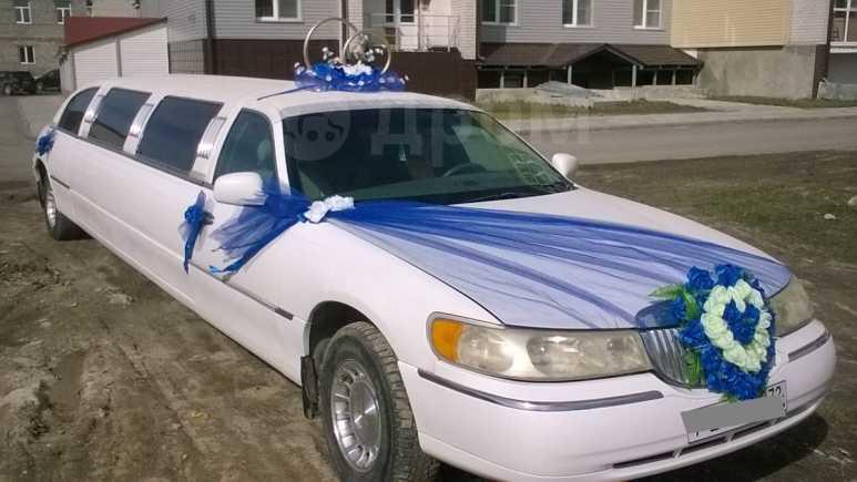 Lincoln Town Car, 1999 год, 200 000 руб.