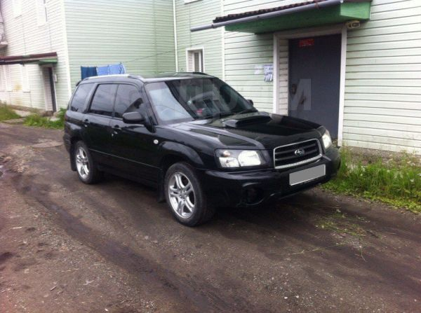 Subaru Forester, 2002 год, 500 000 руб.