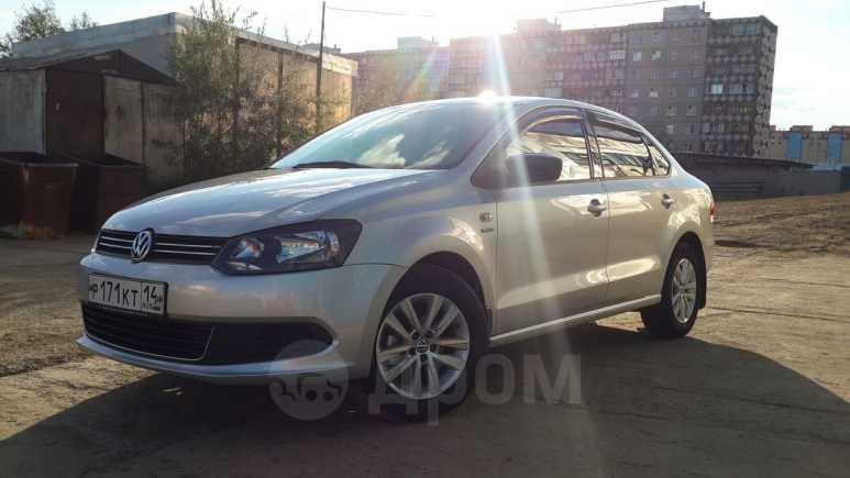 Volkswagen Polo, 2013 год, 680 000 руб.