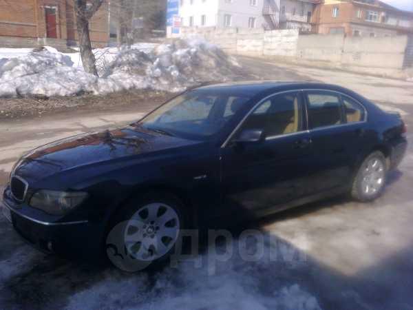 BMW 7-Series, 2007 год, 890 000 руб.