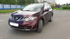 Брянск Nissan Murano 2012