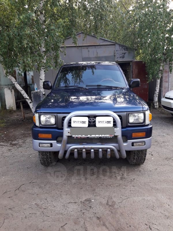 Toyota Hilux Pick Up, 1993 год, 290 000 руб.