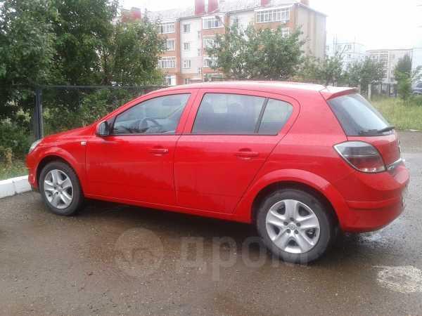 Opel Astra, 2013 год, 580 000 руб.