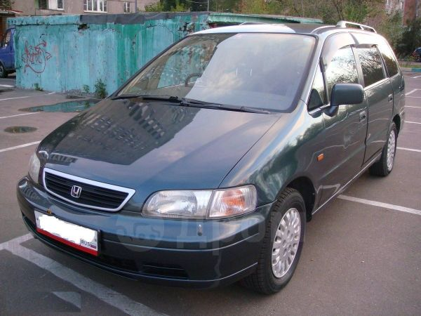 Honda Odyssey, 1997 год, 145 000 руб.