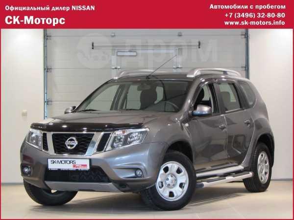 Nissan Terrano, 2016 год, 1 169 000 руб.