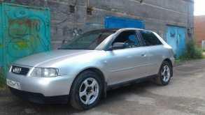 Луга Ауди А3 2001