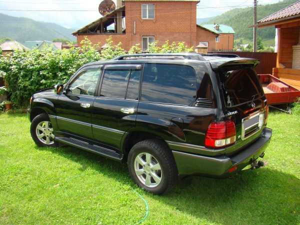 Lexus LX470, 2004 год, 1 250 000 руб.