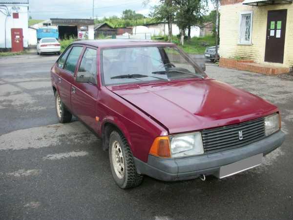 Москвич 2141, 1998 год, 42 000 руб.