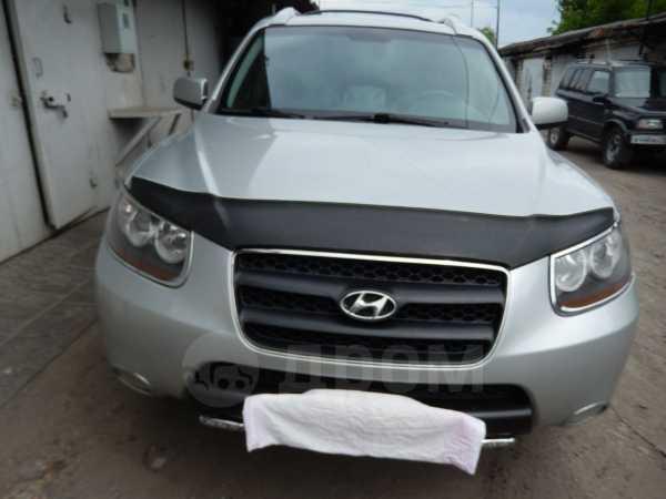 Hyundai Santa Fe, 2007 год, 570 000 руб.