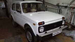 Усть-Илимск 4x4 2121 Нива 1994