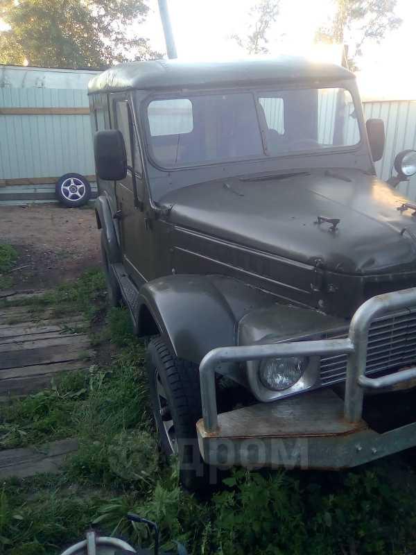 ГАЗ 69, 1971 год, 120 000 руб.