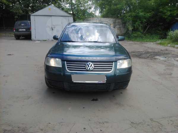 Volkswagen Passat, 2001 год, 189 000 руб.