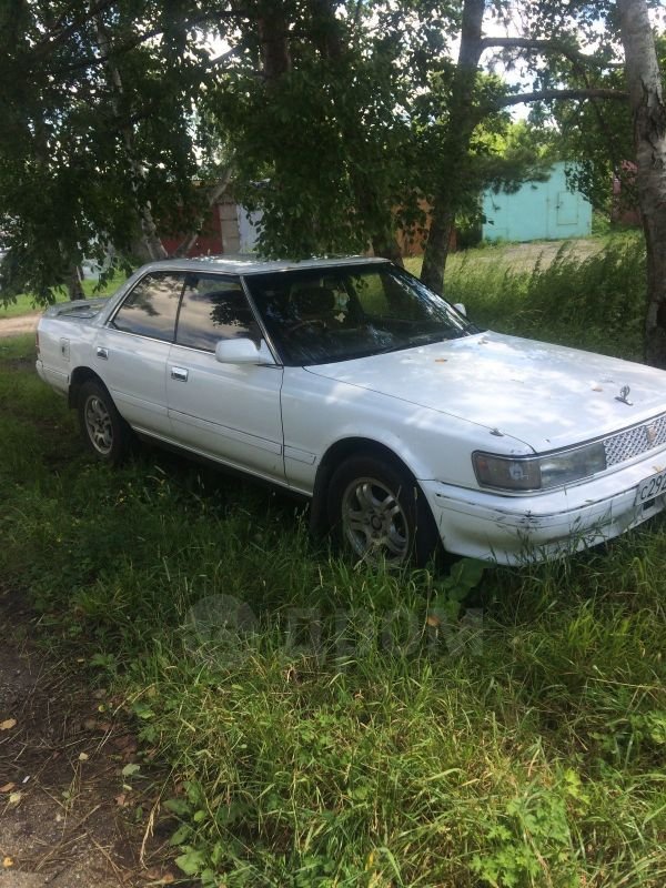 Toyota Chaser, 1990 год, 75 000 руб.