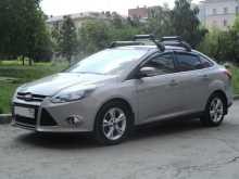 Челябинск Форд Фокус 2012
