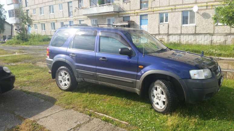 Ford Escape, 2004 год, 420 000 руб.