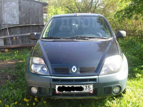 Renault Scenic, 2000 год, 230 000 руб.