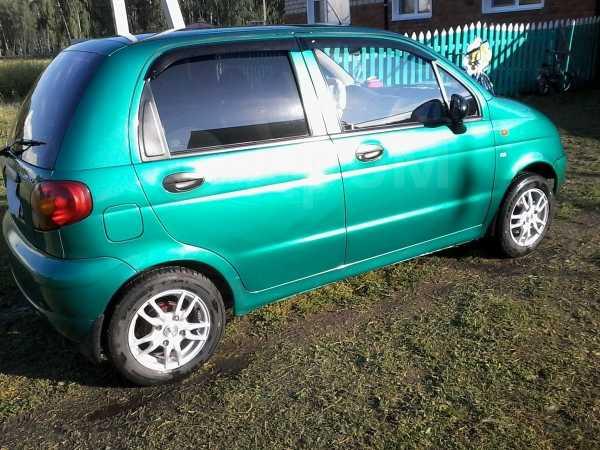 Daewoo Matiz, 2004 год, 115 000 руб.