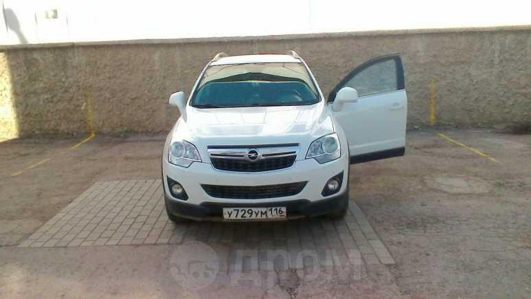 Opel Antara, 2013 год, 752 000 руб.