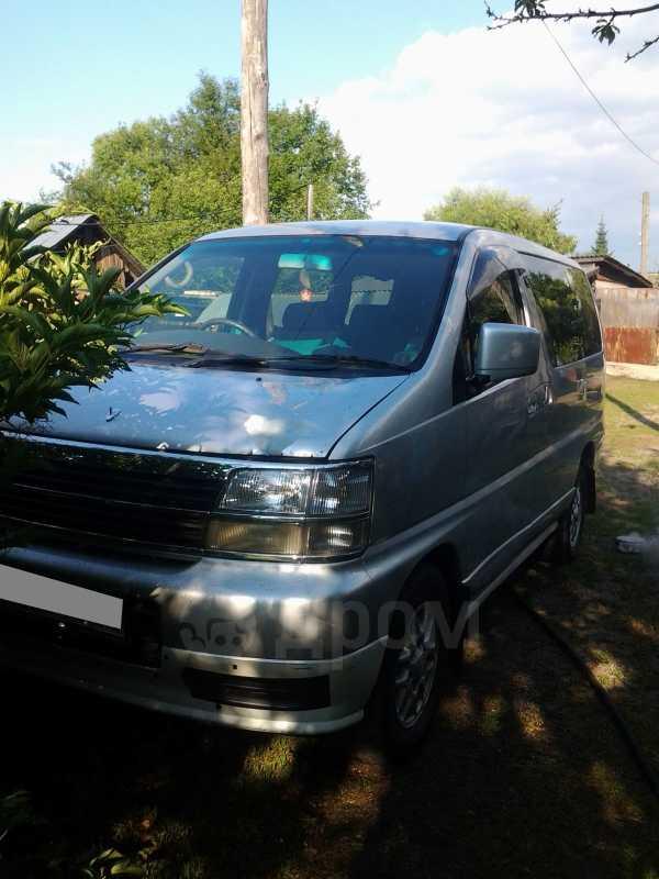 Nissan Caravan Elgrand, 1991 год, 400 000 руб.