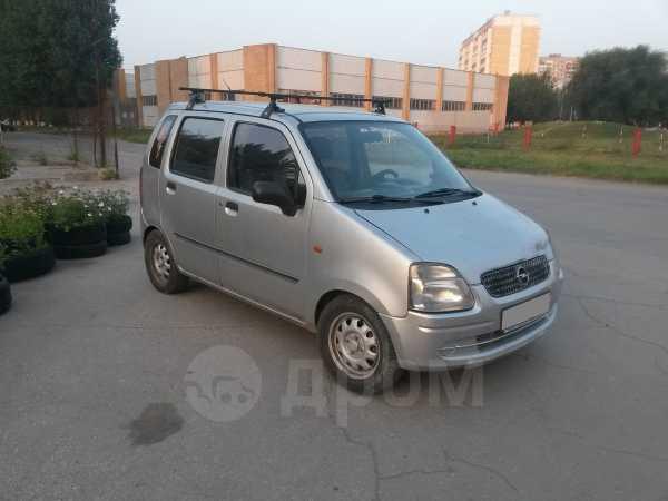 Opel Agila, 2001 год, 85 000 руб.