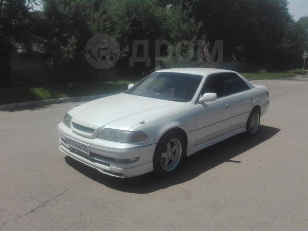 Toyota Mark II, 2000 год, 300 000 руб.